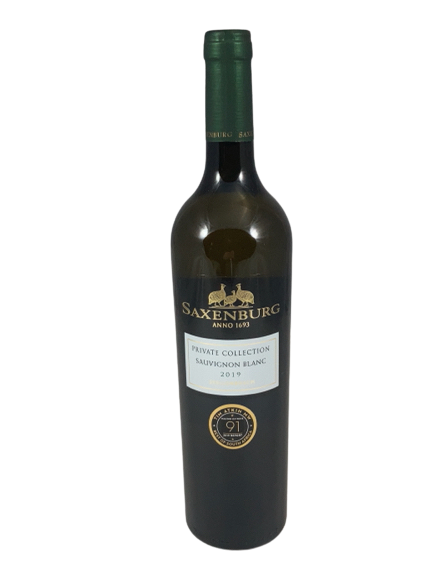imagen de compra del vino saxenburg private collection sauvignon blanc